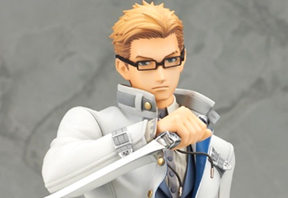 Tales of Xillia 2 Julius Will Kresnik PVC
