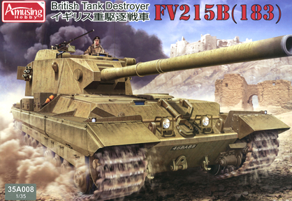 Tank Destroyer FV215B (183)