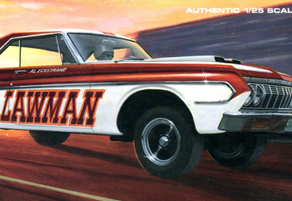 1964 Plymouth Belvedere Lawman