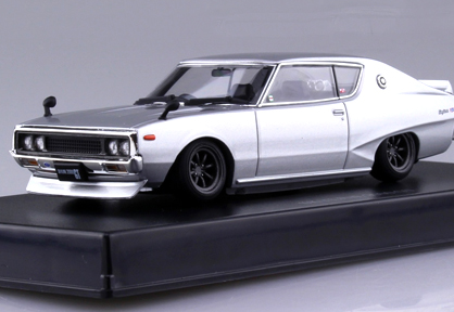 KGC110 Ken & Mary Skyline Custom Style (Silver Metallic)