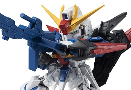 NXEDGE STYLE MS UNIT Z Gundam + Hyper Mega Launcher