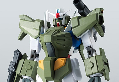 Robot Damashii SIDE MS Full Armor 0 Gundam