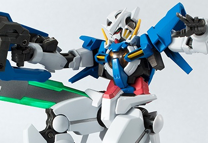 Robot Damashii SIDE MS Gundam Exia Repair II & III Parts Set