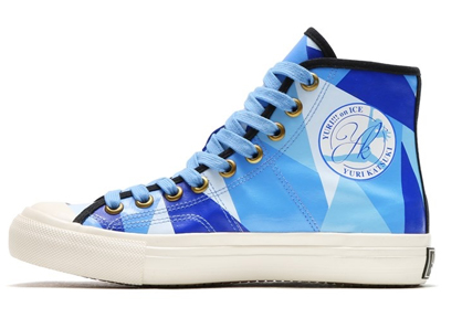 Yuri on Ice Sneakers