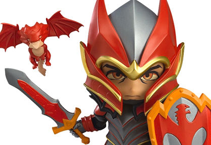 Nendoroid Dragon Knight (DOTA 2)