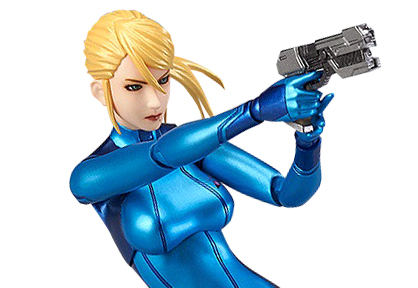 figma: Samus Aran - Zero Suit ver. (METROID Other M)