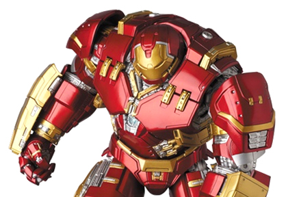 Avengers: Age of Ultron MAFEX Iron Man Hulkbuster