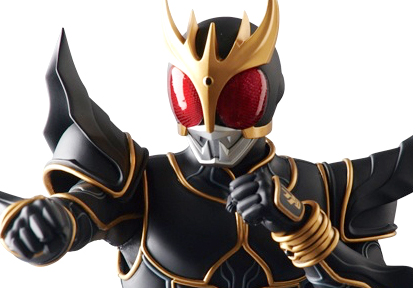 RAH DX Kamen Rider Kuuga Ultimate Form