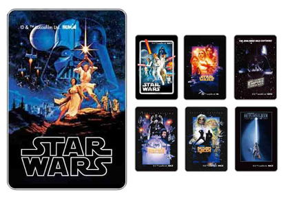 Crystal Glass Magnet Collection (Star Wars) (Random 1 pc)