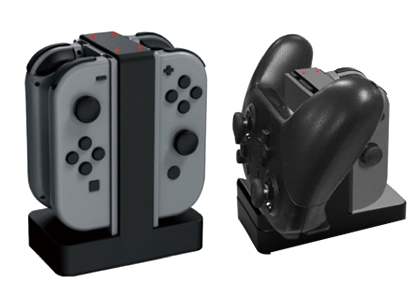Nintendo Switch: Controller Charge Stand SW