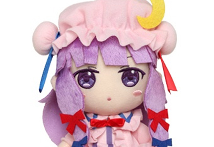 Touhou Project: Original Plush Toy Vol.3 B Patchouli Knowledge