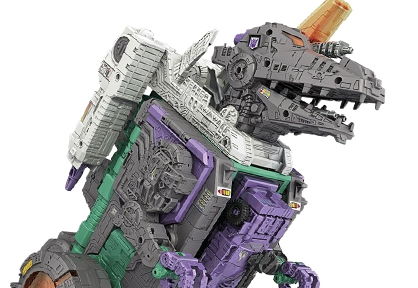 Transformers Legends LG43 Trypticon (Dinosaurer)