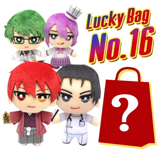 Lucky Bag No. 16