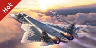 軍用機のキット