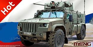 軍用車両のキット
