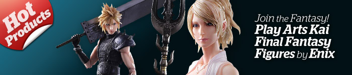 Final Fantasy Play Arts Kai