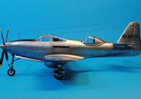 1/48 TP-63E Kingcobra (Two Seat)