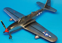 1/48 Bell P-63E-1-BE Kingcobra