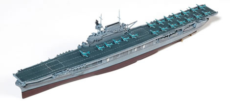 1/700 USS Enterprise (CV-6)