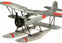 1/32 Kawanishi K5Y2 (Willow) Akatombo Seaplane