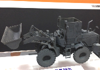 1/35 Hitachi Construction Machinery Wheel Loader ZW100-6
