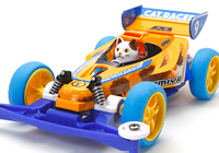 JR Cat Racer (Super II Chassis)