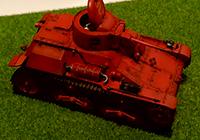 1/35 Type 97 Light AFV Teke Ribbon Musha