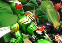 Figure-rise Standard Kamen Rider W Cyclone Joker