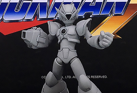 Rockman X (Mega Man X) Max Armor