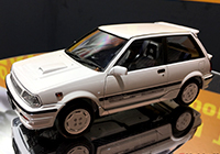 1/24 Toyota Starlet EP71 Turbo S (3-Door) Late Production Type