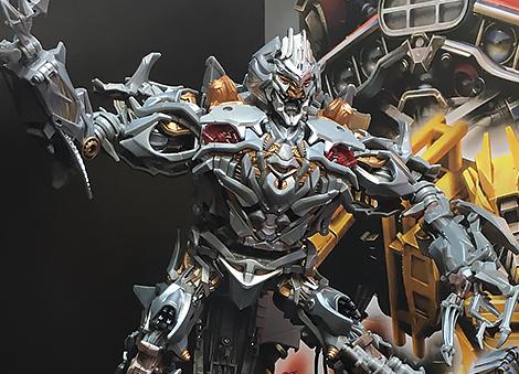 Masterpiece Movie MPM-08 Megatron