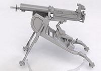 1/35 ドイツ MG08重機関銃