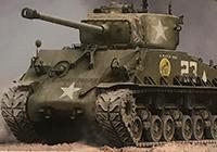 Ryefield Model: 1/35 M4A3E8 Sherman Easy Eight