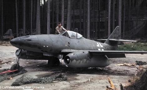 1/32 メッサーシュミットMe262 A-1 ジェット戦闘機