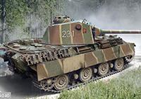 1/35 ドイツ中戦車 パンターII ラインメタル砲塔