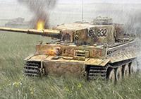 1/35 ティーガーI 重戦車 初期型