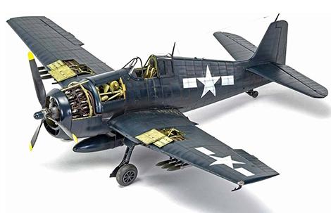 1/24 グラマン F6F-5 ヘルキャット