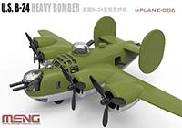 mプレーンシリーズ アメリカB-24重爆撃機