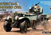 1/35 イギリス RR 装甲車 191420年型