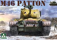 1/35 米軍 M46 パットン 中戦車