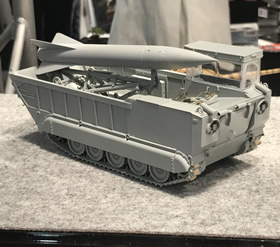 1/35 M752 Lance Self Propelled Missile Launcher