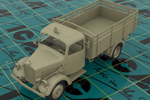 1/35 Type L3000S WWII German Truck