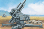 1/72 German 128mm Flak40 Heavy Anti-Aircraft Gun