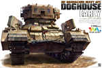 1/35 IDF Nagmachon Doghouse Early Heavy APC