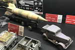 WWII German Rocket + Truck