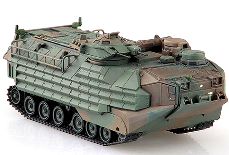 1/72 JGSDF Assault Amphibious Vehicle (AAVP7A1 RAM/RS) Amphibious Rapid Deployment Brigade