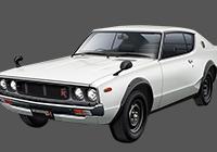 1/24 Nissan KPGC110 Skyline HT2000GT-R '73 (Ken Mary)
