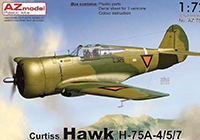 1/72 Curtiss Hawk H-75A-4/5/7