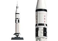 1/72 Apollo Program Saturn 1B Rocket