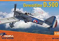 1/32 Dewoitine D.500